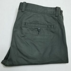 J.Crew Essential 484 chino pants - Gray Flat front